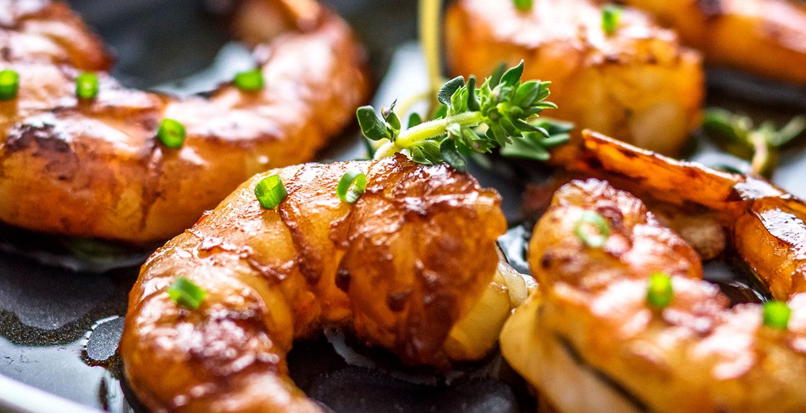 Raw Argentine Red Shrimp - Easy Peel