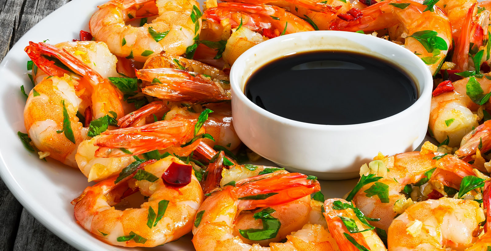 Cooked Shrimp - Tail On